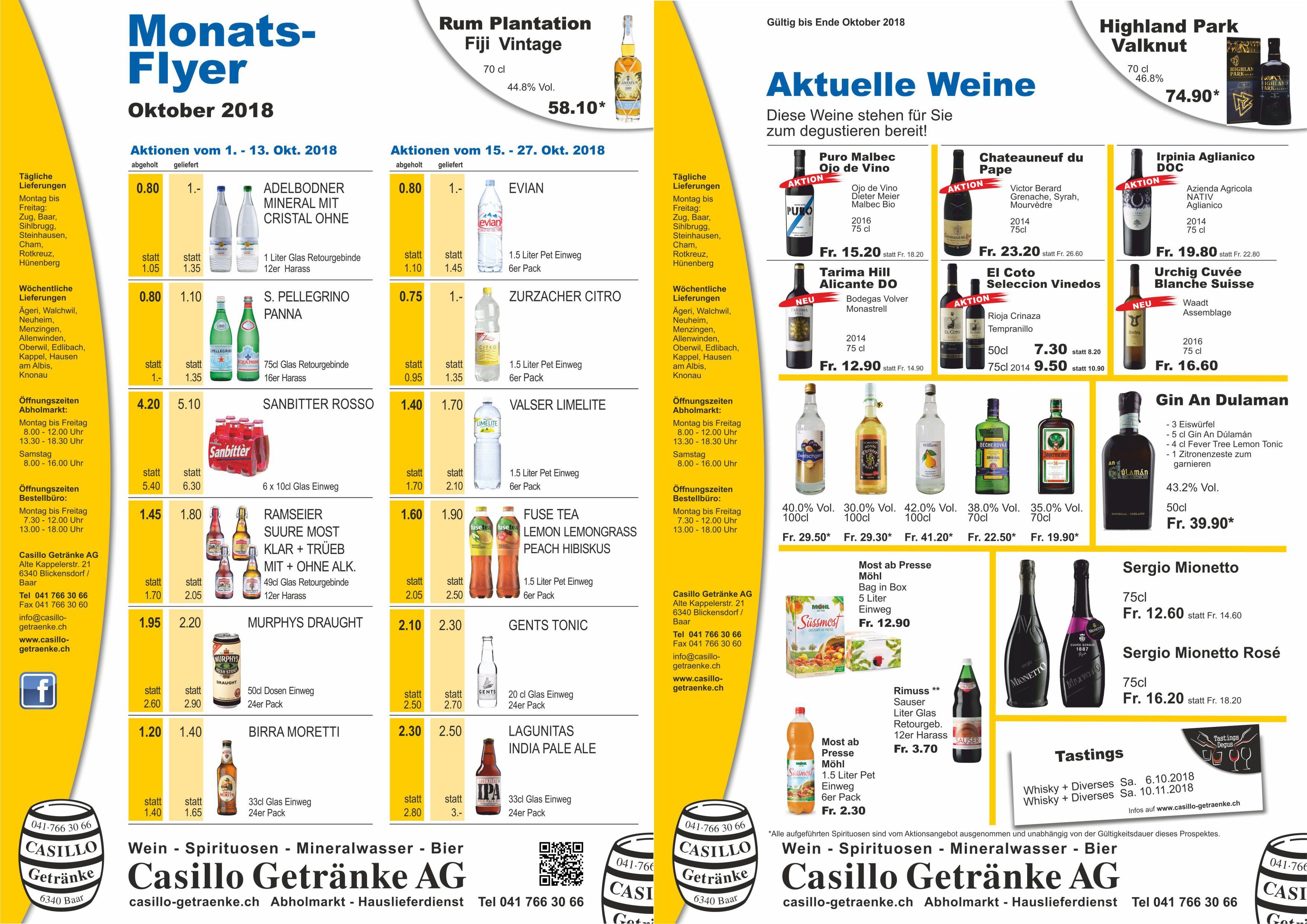 Casillo Getränke AG