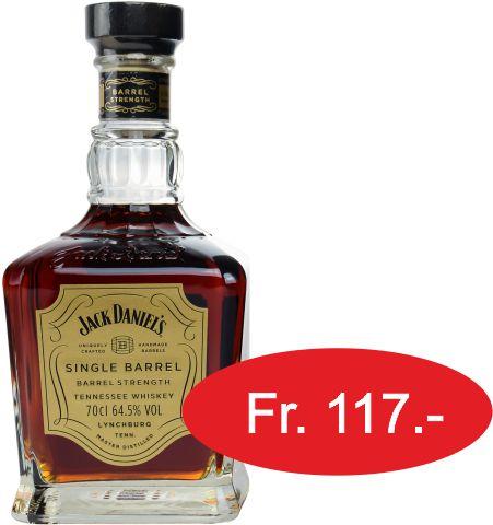 Jack Single Barrel 64.5