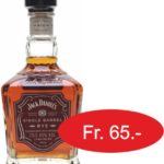 Jack Single Barrel Rye