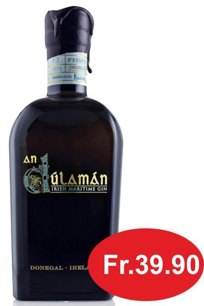 Gin An Dulaman Martitime