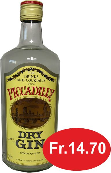 Gin Piccadilly