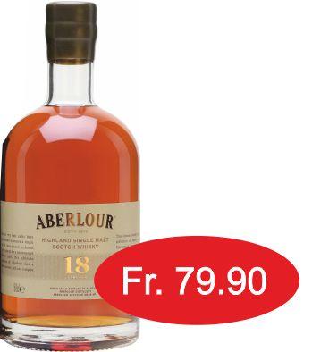 Aberlour 18Y