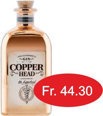 Gin Copperhead The Alchemist's