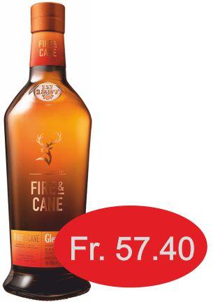 Glenfiddich Fire & Cane