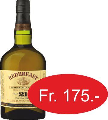 Redbreast 21Y