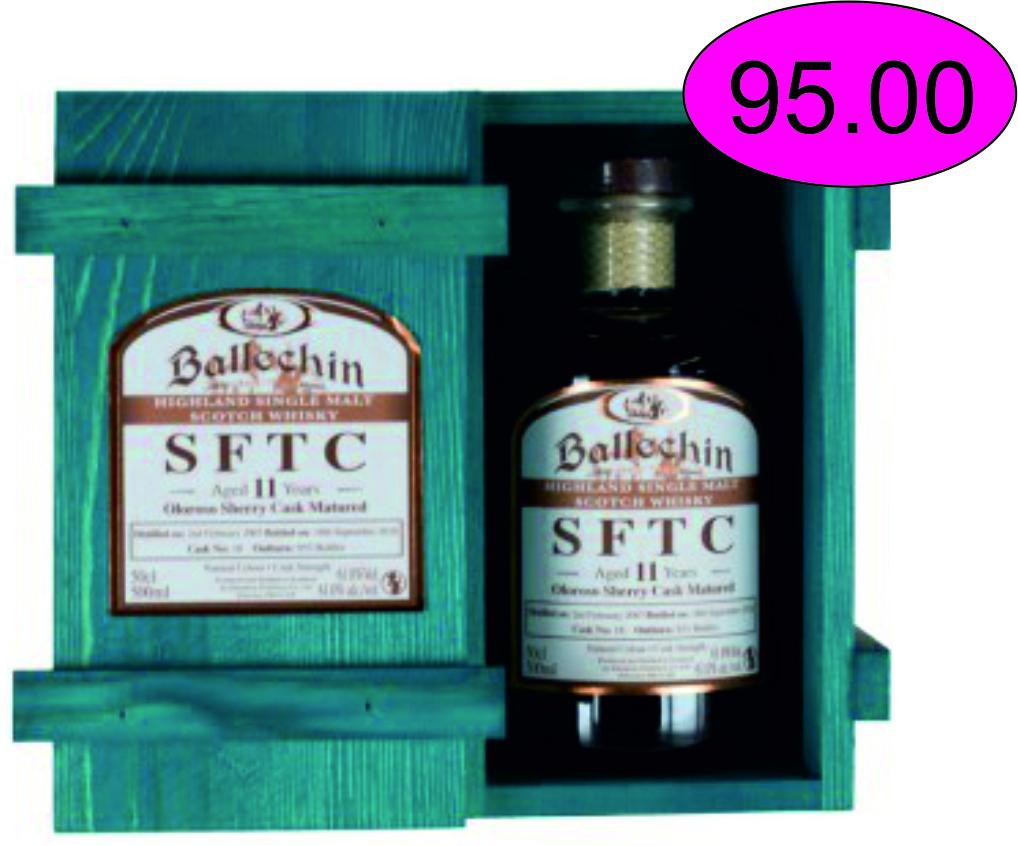 Ballechin 11 Y Oloroso Sherry