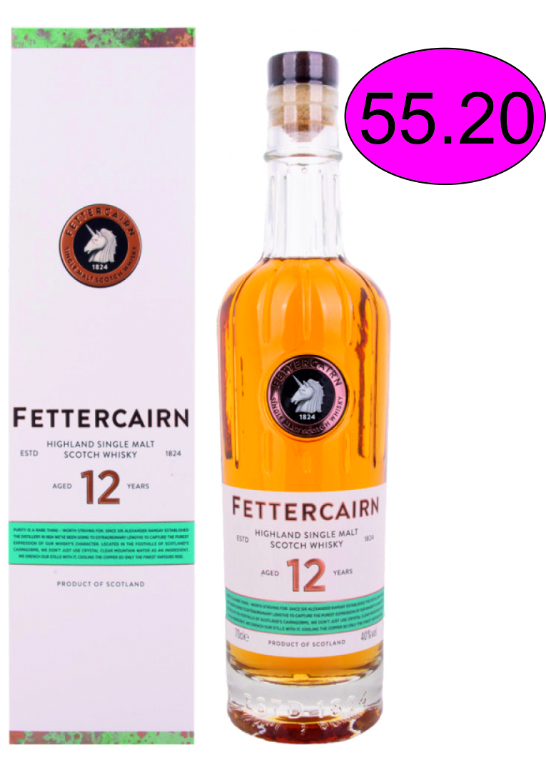 Fettercairn 12 Y