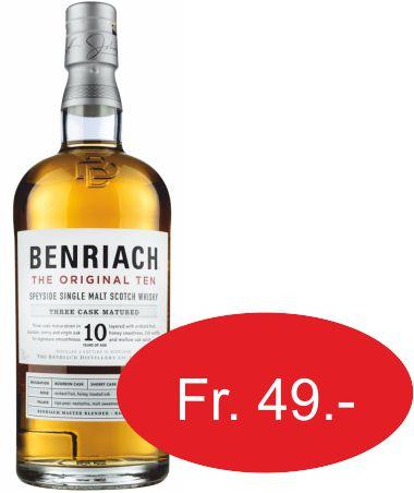 Benriach Original Ten