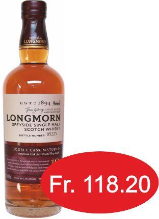 Longmorn 18Y