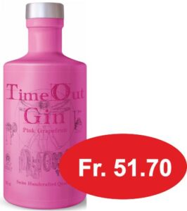 Gin Time Out Pink Grapefruit