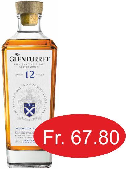 Glenturret 12Y