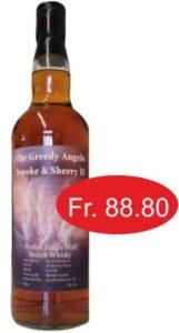 The Greedy Angels Smoke & Sherry II