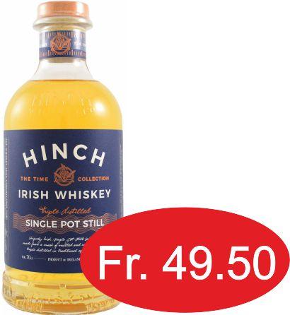 Hinch Single Pot Still